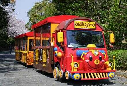園内バス(土日祝日のみ運行)