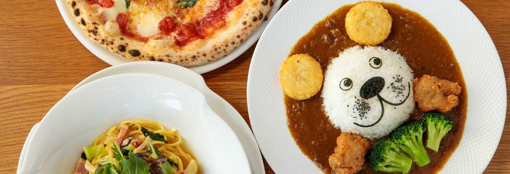 ゆったりくつろぐ本格イタリアンレストラン