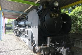 D51型蒸気機関車